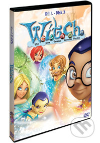 W.I.T.C.H - 1. série DVD
