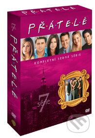Přátelé - 7. série DVD