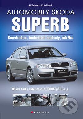Automobily Škoda Superb - Jiří Schwarz, Jiří Wohlmuth