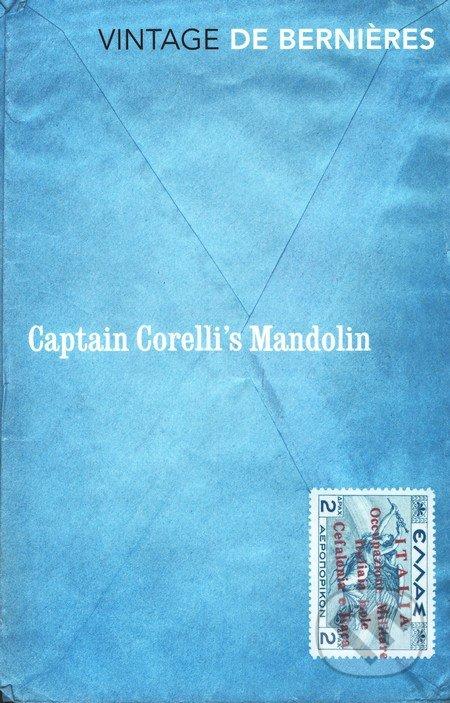 Captain Corelli\'s Mandolin - Louis de Bernières