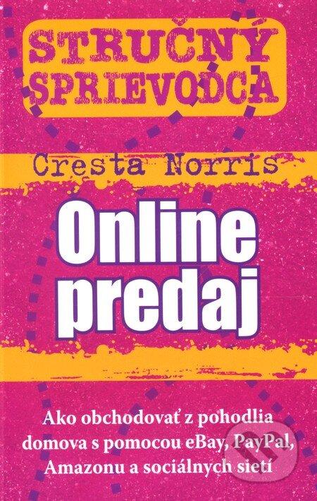 Stručný sprievodca: Online predaj - Cresta Norris