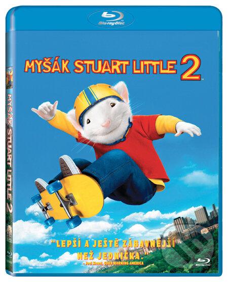Myšiak Stuart Little 2 BLU-RAY