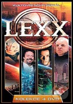 Lexx kolekce - 4 DVD DVD