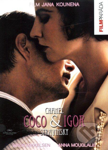 Coco Chanel & Igor Stravinsky DVD