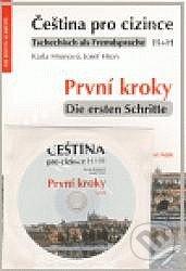 První kroky / Die ersten Schritte - Josef Hron, Karla Hronová