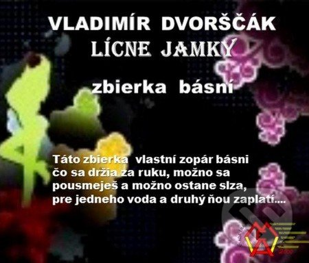 Lícne jamky (e-book v .doc a .html verzii) - Vladimír Dvorščák