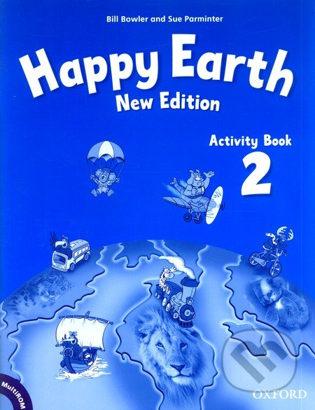 Happy Earth 2 - New Edition - Activity Book + MultiROM Pack -