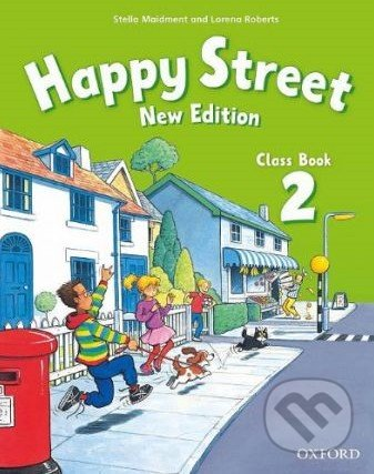 Happy Street 2 - Class Book - Stella Maidment, Lorena Roberts