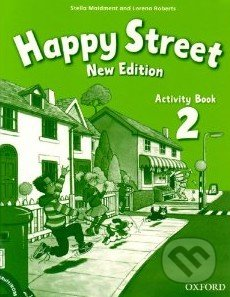 Happy Street 2 - Activity Book + MultiROM Pack -