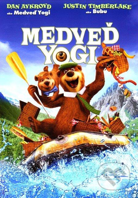 Medveď Yogi DVD