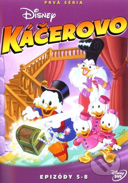 Káčerovo - 1. séria - Disk 2 DVD