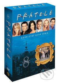 Přátelé - 8. série DVD