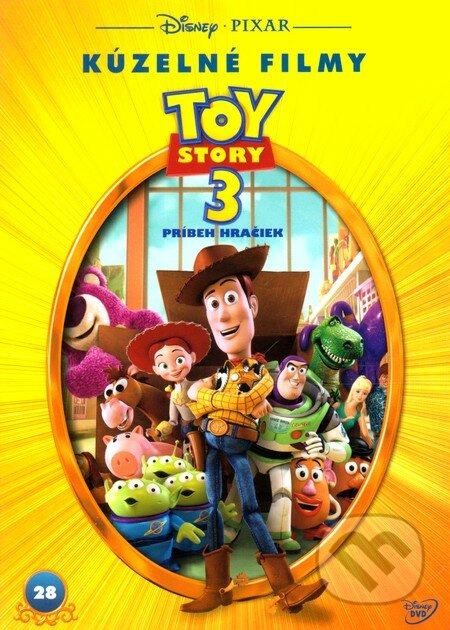 Toy Story 3. - Príbeh hračiek DVD