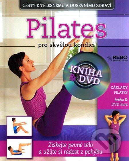 Pilates pro skvělou kondici -