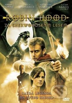 Robin hood - Za Sherwoodskym lesom DVD