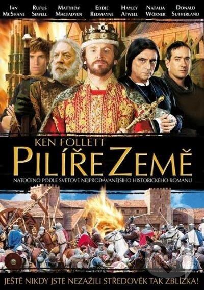 Pilíře Země - 1. - 4. diel DVD