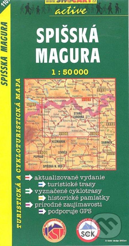 Spišská Magura 1:50 000 -