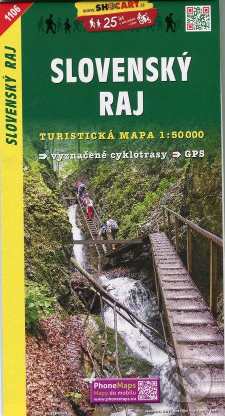 Slovenský raj 1:50 000 -
