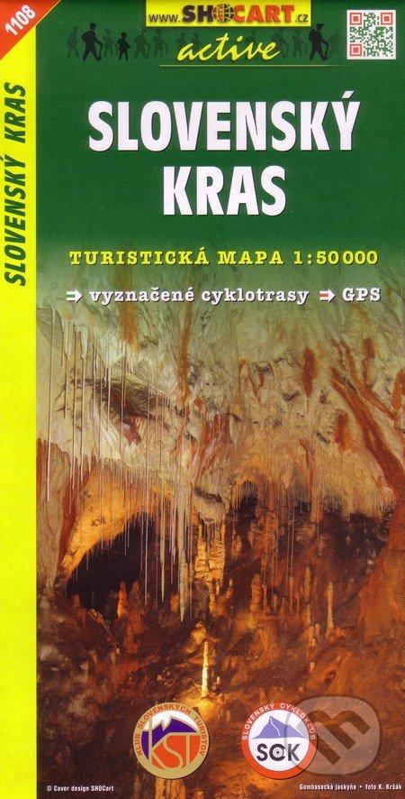 Slovenský kras 1:50 000 -