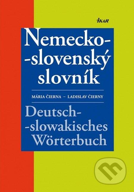 Nemecko-slovenský slovník - Mária Čierna, Ladislav Čierny