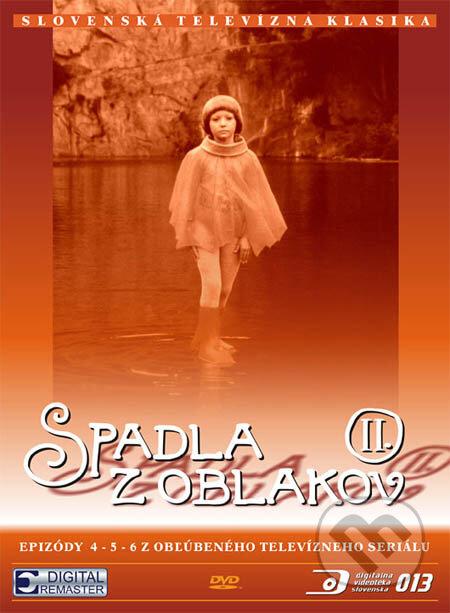 Spadla z oblakov II. DVD