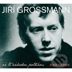 Až tě náhodou potkám - CD - Jiří Grossmann