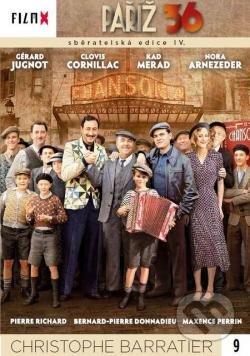 Paríž 36 DVD