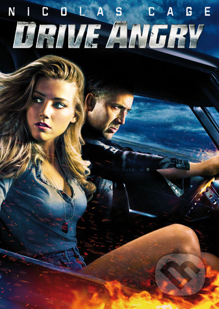 Drive Angry DVD