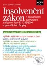 Leges Insolvenční zákon - Jolana Maršíková