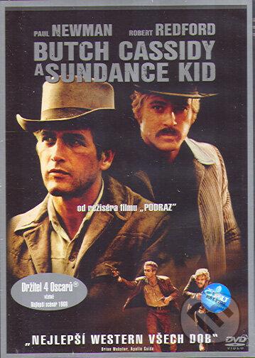 Butch Cassidy a Sundance Kid DVD