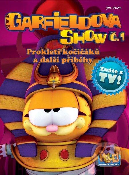 Garfieldova show č. 1 - Peter Berts, Mark Evanier