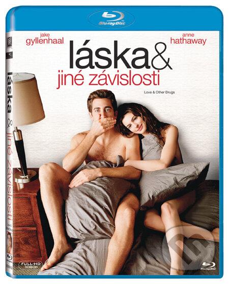 Láska a jiné závislosti DVD
