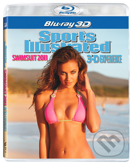Sports Illustrated Swimsuit 2011 (3D verzia) BLU-RAY