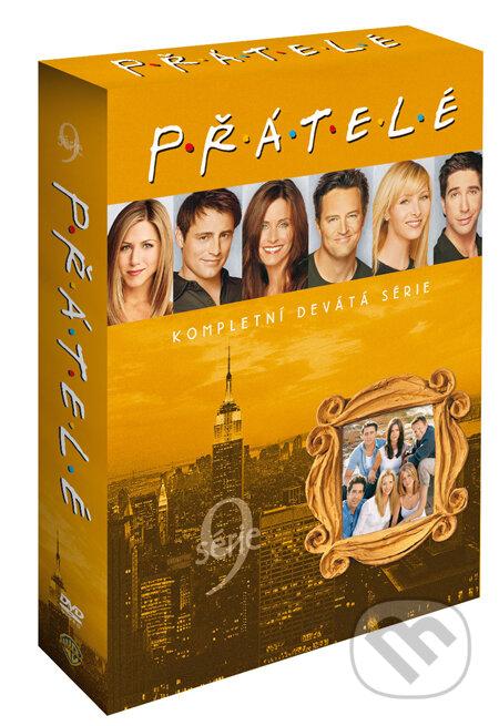 Přátelé - 9. série DVD