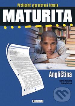 Angličtina, přehledně vypracovaná témata - Náhled učebnice