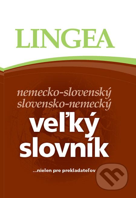 Nemecko-slovenský a slovensko-nemecký veľký slovník -