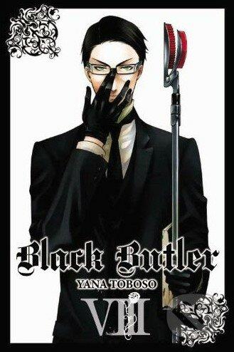 Yen Press Black Butler VIII. - Yana Toboso