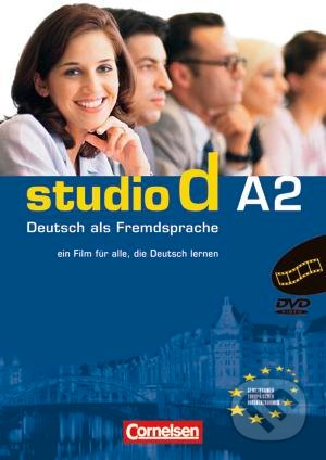 Studio d A2: Deutsch als Fremdsprache DVD DVD