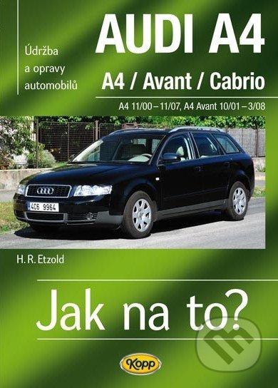 Audi A4 - Hans-Rüdiger Etzold