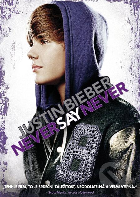 Justin Bieber: Never Say Never DVD