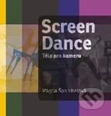 Casablanca Screen dance - Tělo pro kameru - Magda Španihelová