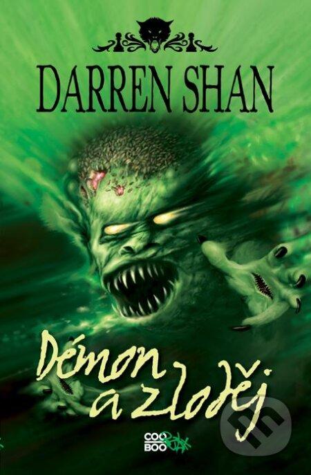 Demonata (kniha druhá) - Darren Shan
