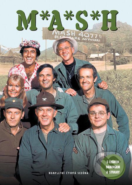 M.A.S.H. (seriál) - 4. séria DVD