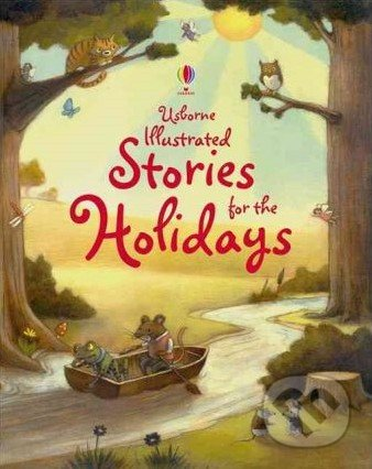Illustrated Stories for the Holidays -