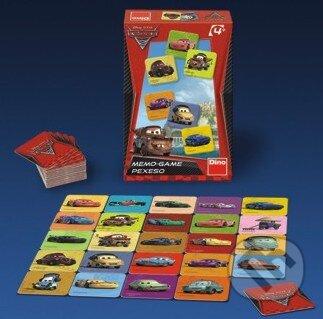 Pexeso Cars 2 -