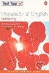 Test Your Professional English: Marketing -