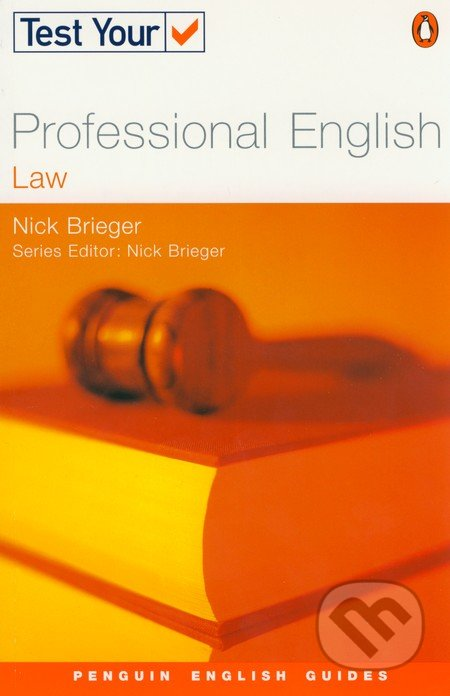Test Your Professional English: Law -