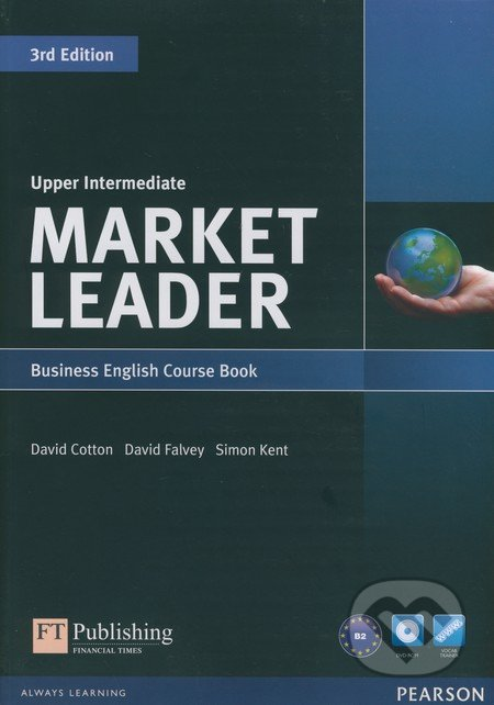 Market Leader - Upper Intermediate - 3rd Edition - David Cotton, David Falvey, Simon Kent