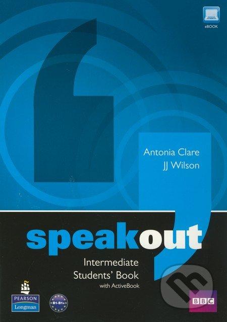 Speakout: Intermediate Student's Book - Náhled učebnice