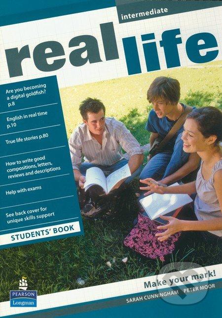 Real Life Intermediate SB (učebnice) - Náhled učebnice